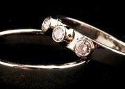 32 Abielusõrmused - kuld, briljandid