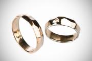73 Abielusõrmused - kuld, valge kuld, briljant