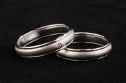 9 Abielusõrmused - hõbe