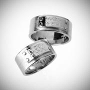 76 Abielusõrmused