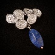 Rinnaehe 46 - Kivi: Lapis Lazuli