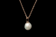 Pärli ripats 43 - kuld ja pärl