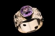 31 Sõrmus - kuld, aleksandriit