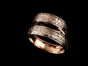 Abielusõrmused 42