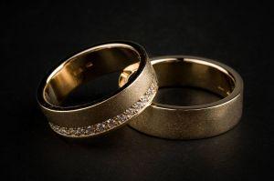 Abielusõrmused 54