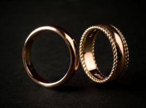 Abielusõrmused 57