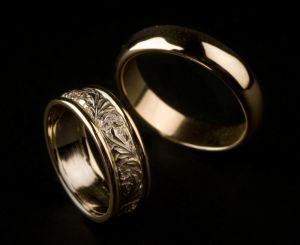 Abielusõrmused 58