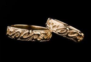 Abielusõrmused 3