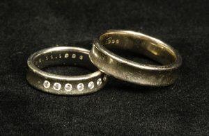 Abielusõrmused 40